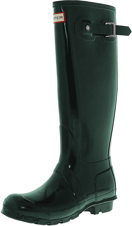 Hunter Women's Original Tall Rain Boot B01BD2FNI2 10 B(M) US Ocean