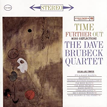 Image result for dave brubeck time further out