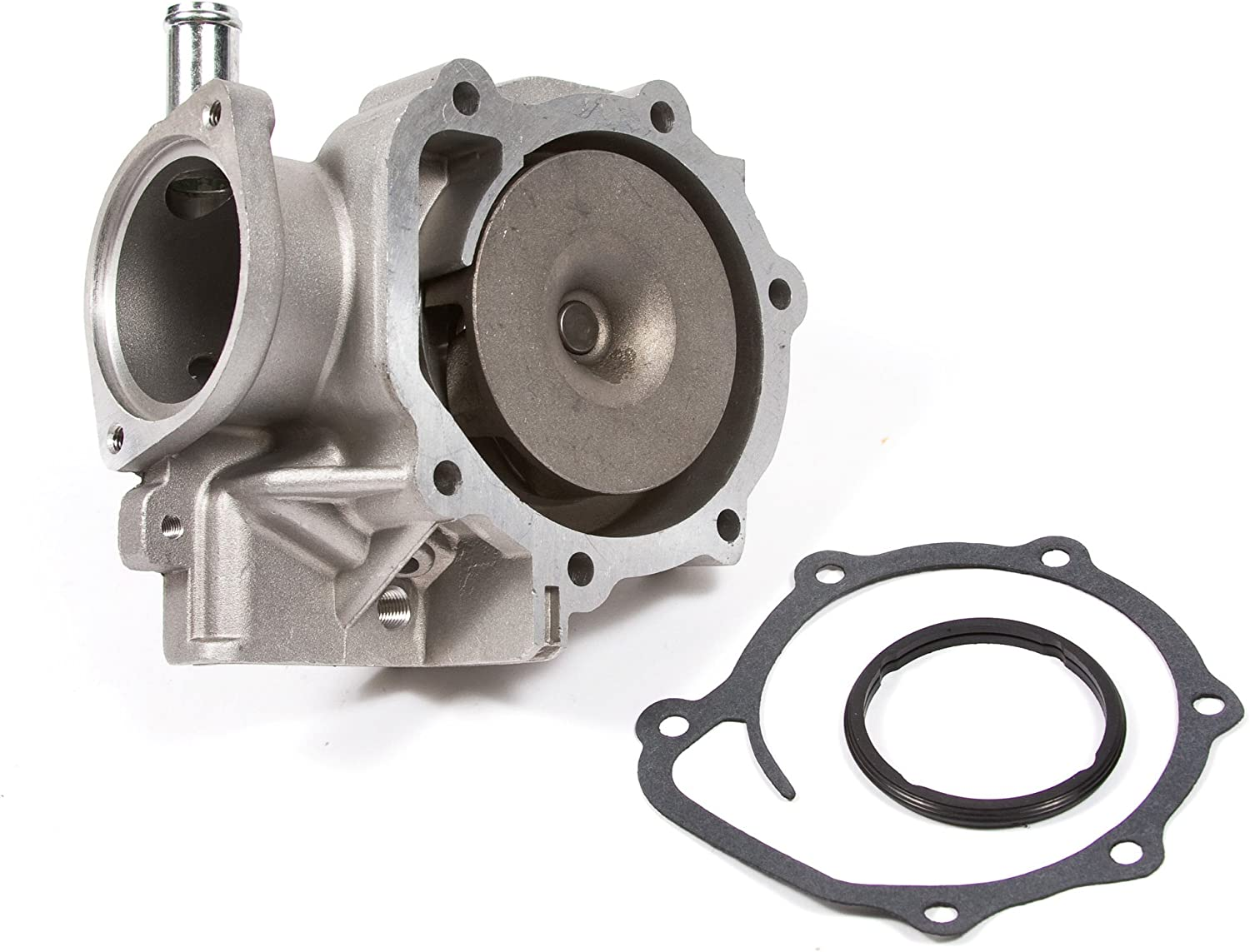 Evergreen TBK304WP3 Fits 03-05 Subaru Forester 2.5 SOHC Automatic Transmission Timing Belt Kit GMB Water Pump