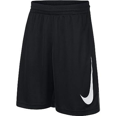 Nike B Nk Dry Short Hbr Pantalones Cortos de Deporte, Niños, Black ...