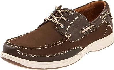 Florsheim Men's Lakeside Ox Boat Shoe,Brown,7.5 ...