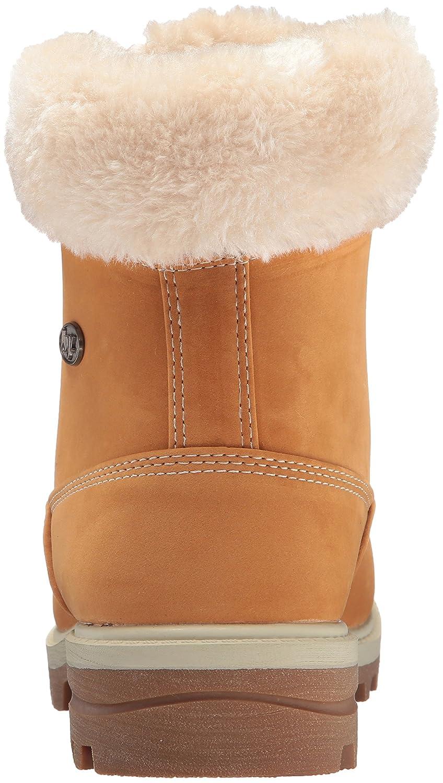 Lugz Frauen Geschlossener Zeh Kaltes Kaltes Kaltes Wetter Stiefel Golden Wheat/Cream/Gum 2690b3