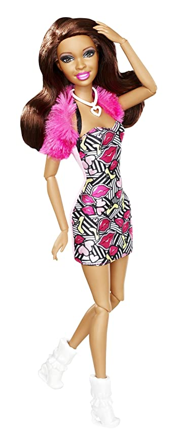 Barbie fashionistas nikki doll 52