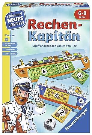 Ravensburger 00.024.972 Niños Juego de Mesa de Aprendizaje - Juego ...