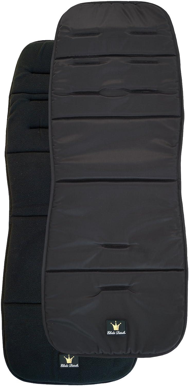 Elodie Details Assise R/éversible Black Edition Noir
