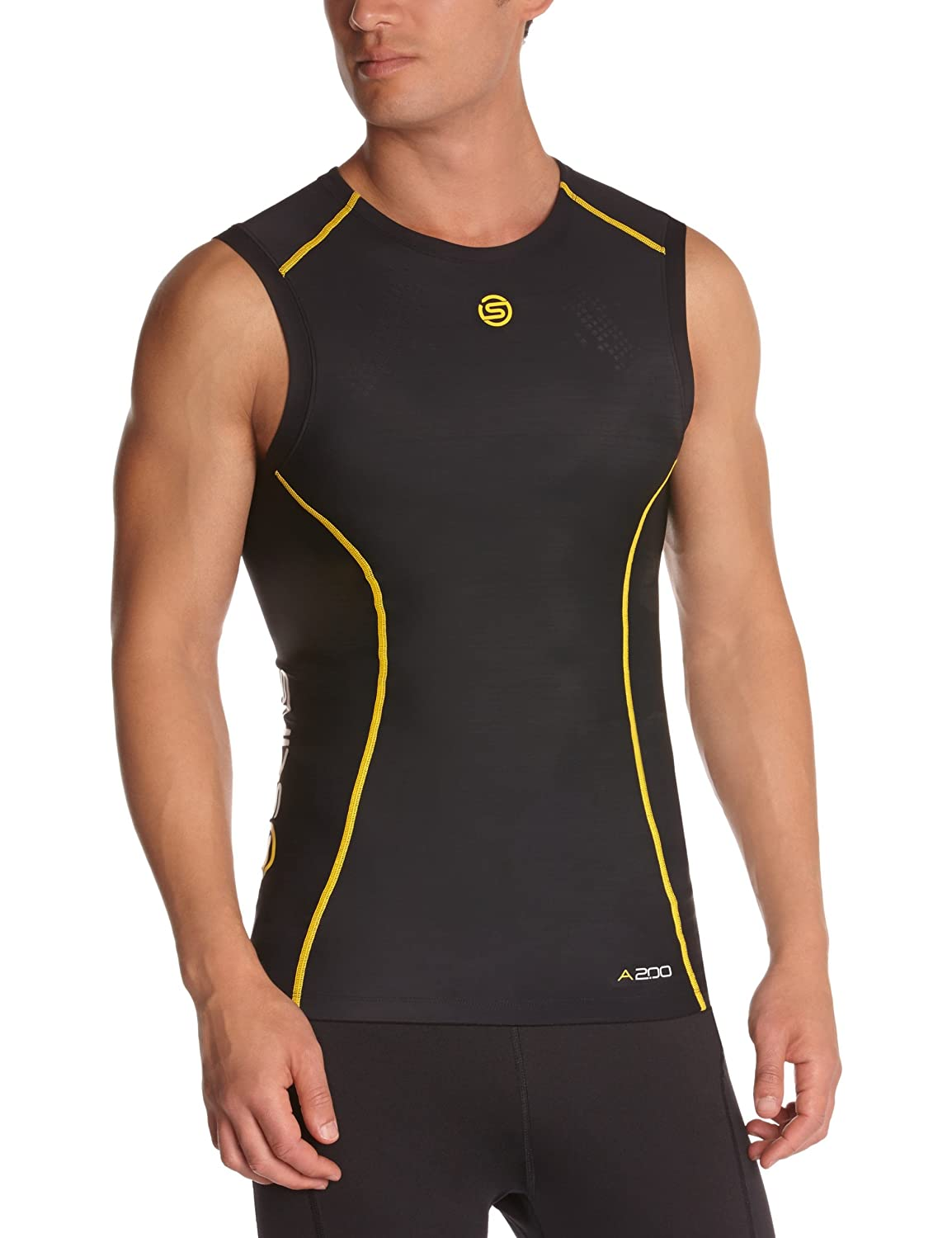 Skins A200 Sleeveless Men's Compression Top