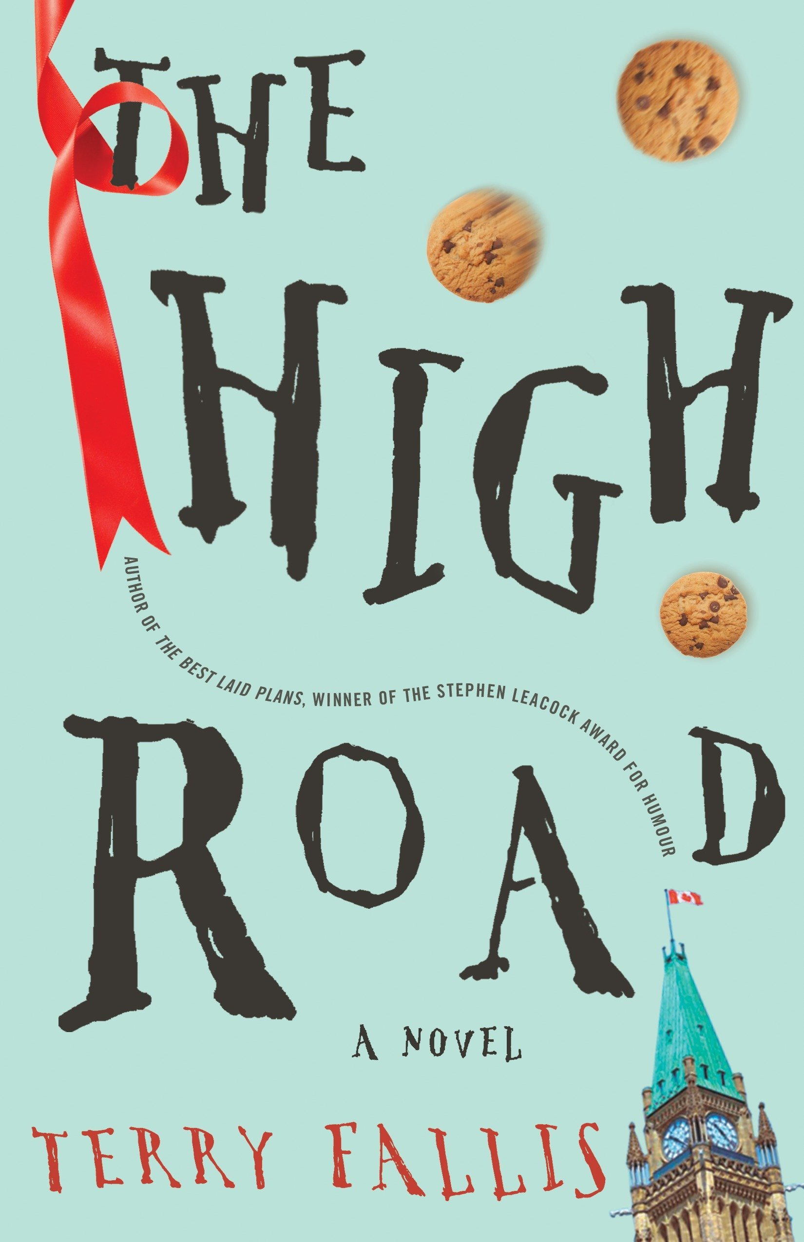 The High Road: Terry Fallis: 8601400616284: Amazon.com: Books
