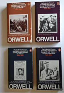 the collected essays journalism and letters of george orwell vol 01 collected essays