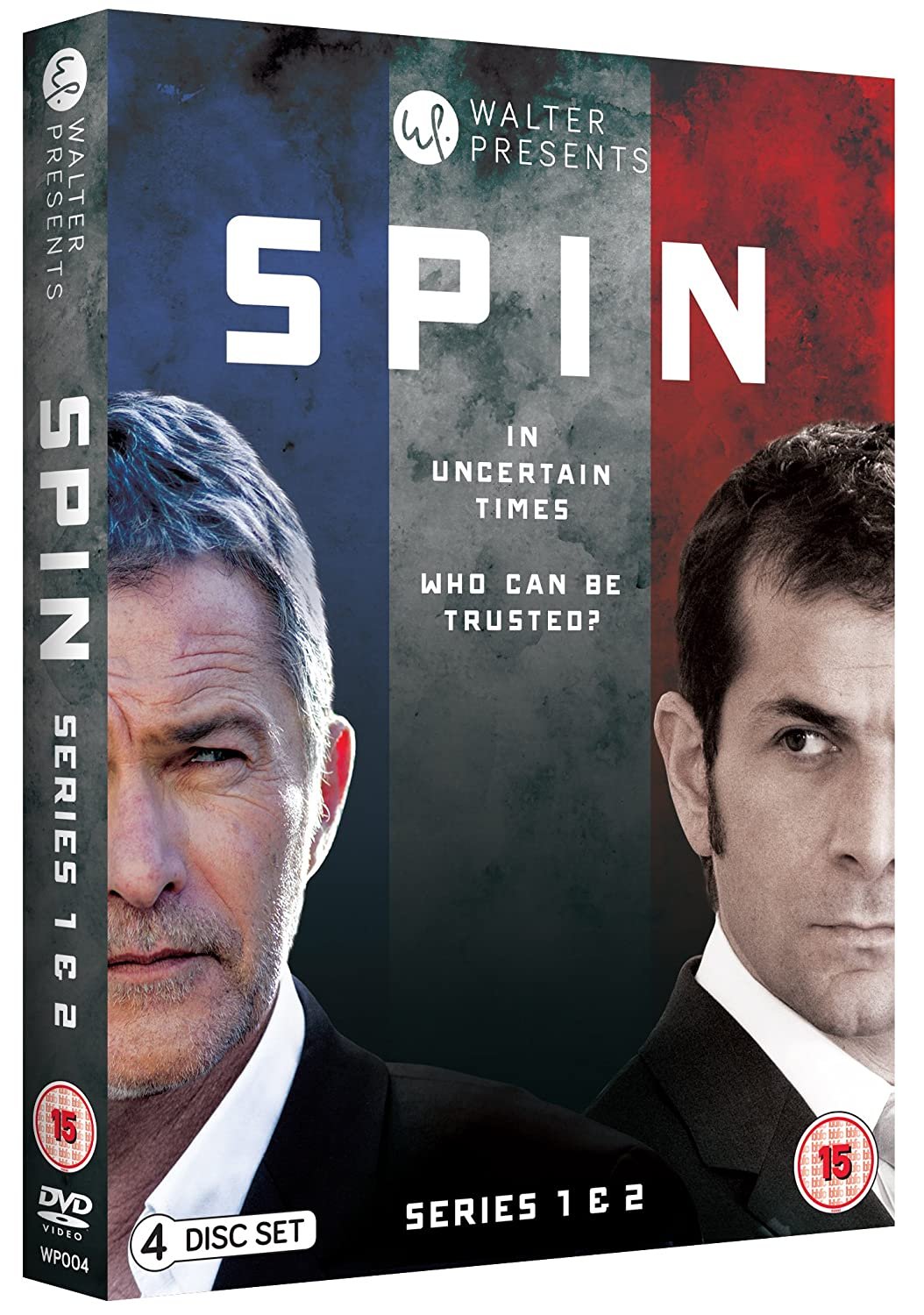 Spin: Series 1 & 2
