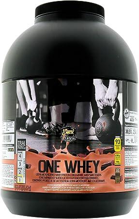 MTX nutrition OneWhey [4,535 G. ] 10 Lbs. Milk Chocolate Proteína PREMIUM (WPC) de suero ultrafiltradas ricas en microfracciones activas que apoyan el ...