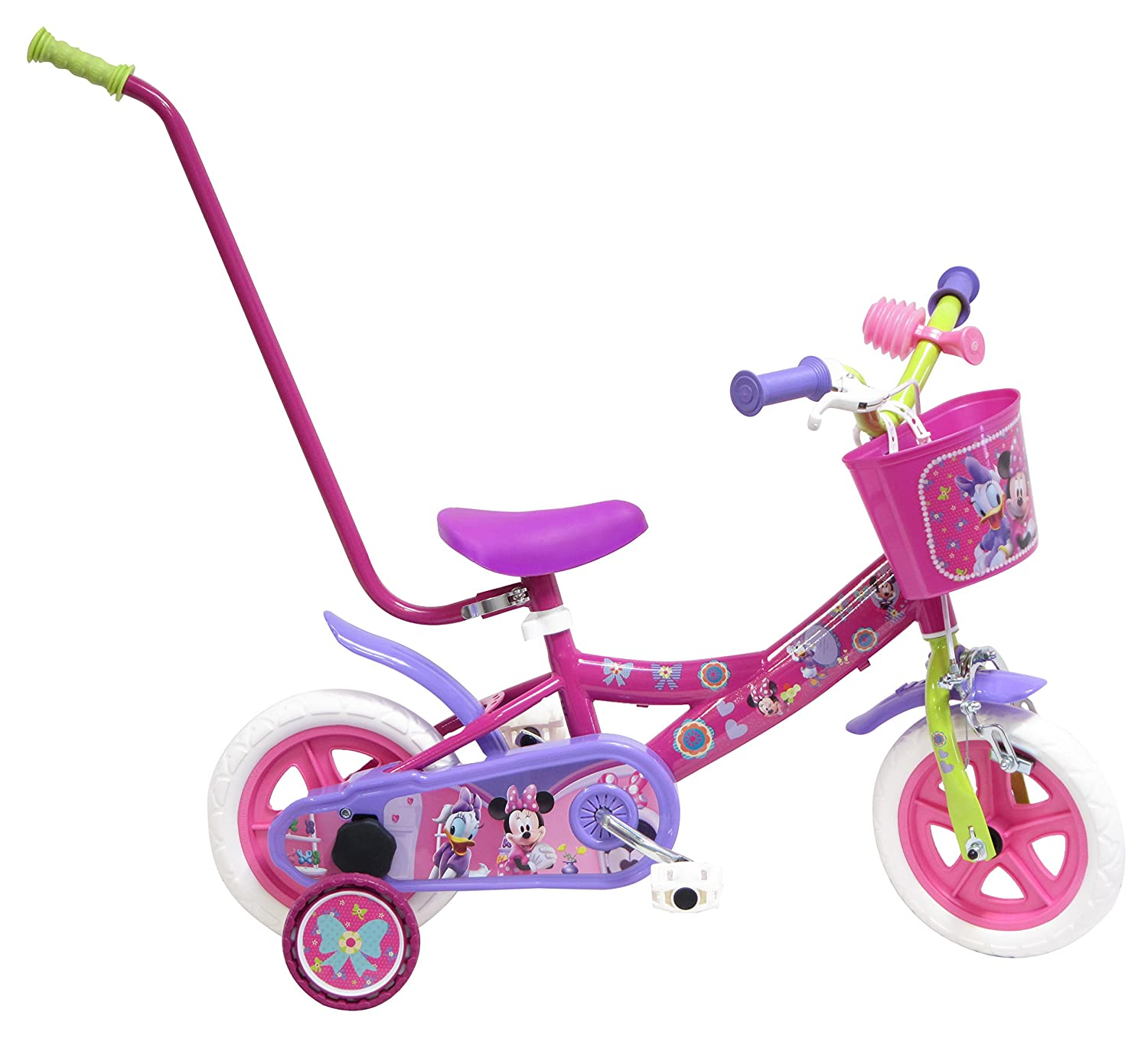 a5ab19d5d0ed1 Disney Minnie Mouse Vélo Enfant Rouge 10