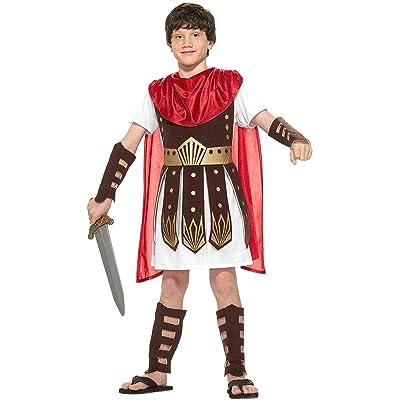 Forum Novelties Roman Warrior Costume, Medium: Toys & Games