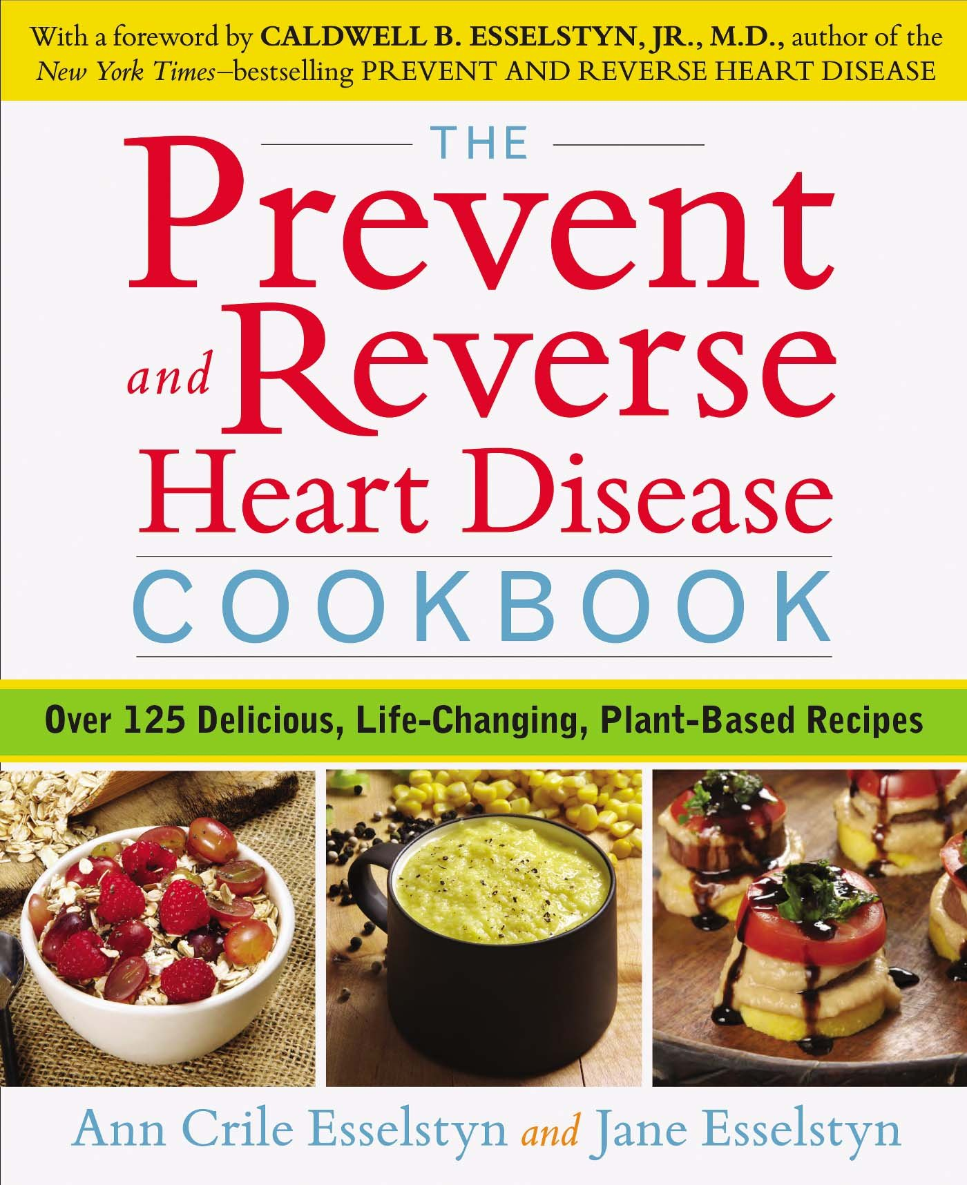 Prevent Reverse Heart Disease Cookbook product image