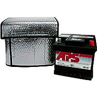 Cartrend 96157 Tapa termo de batería, tamaño aprox.