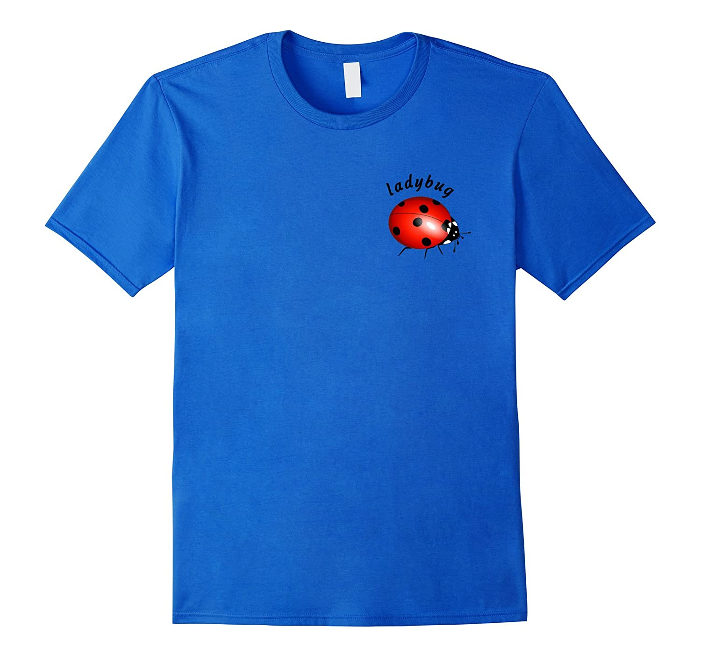 Cute Ladybug T shirt Lady Bug Lovers gifts-Art