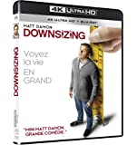 Downsizing [4K Ultra HD + Blu-ray]