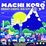 IDW Games Machi Koro Bright Lights Big City Card Game