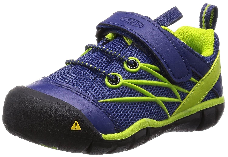 e519df3a21b KEEN Chandler CNX Hiking Shoe (Toddler/Little Kid/Big Kid),Blue ...