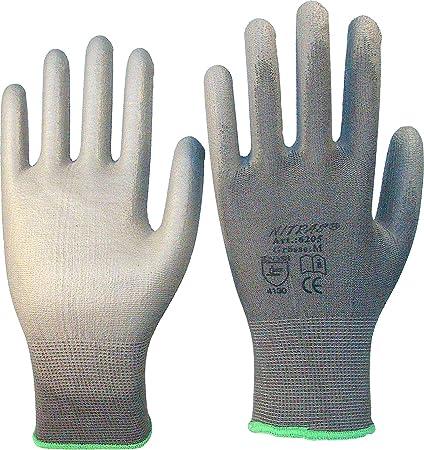 Schwarz Gr Melbourne G-2 8 Speed Handschuhe