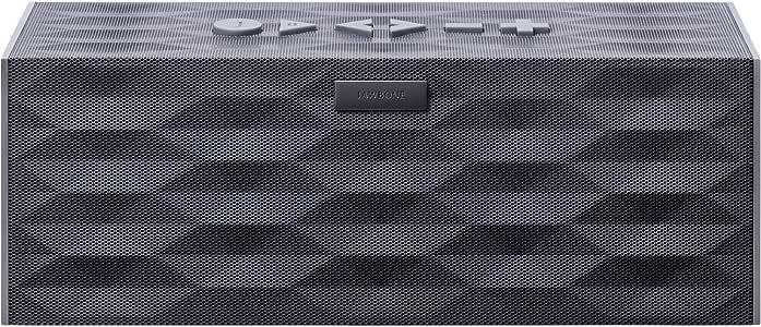 Jawbone BIG JAMBOX Wireless Bluetooth Speaker - Graphite Hex - Retail Packaging (Discontinued by Manufacturer)