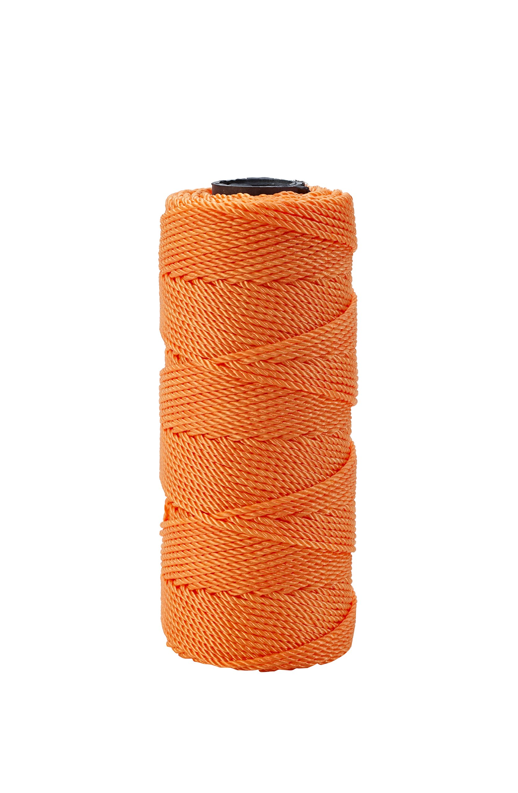 Mutual Industries 14661-145-1090 Nylon Mason Twine, 1 lb. Twisted, 18 x 1090', Glo Orange (Pack of 4)