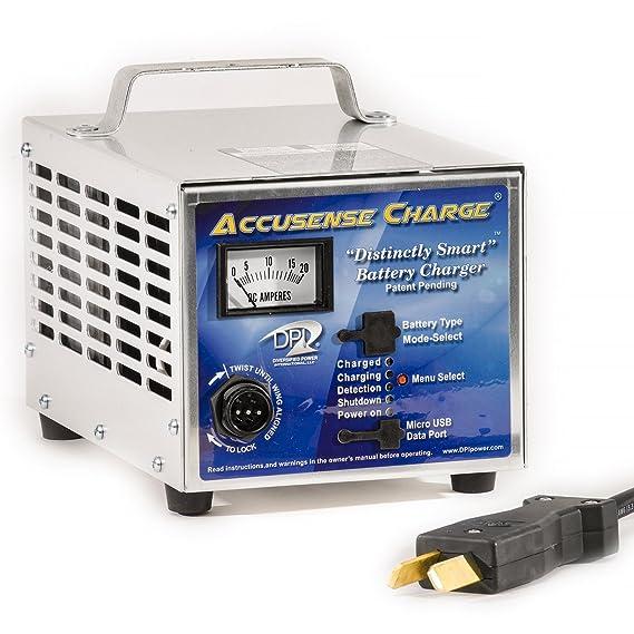Amazon.com: 36 Volt 18 Amp Carrito de golf Cargador de ...