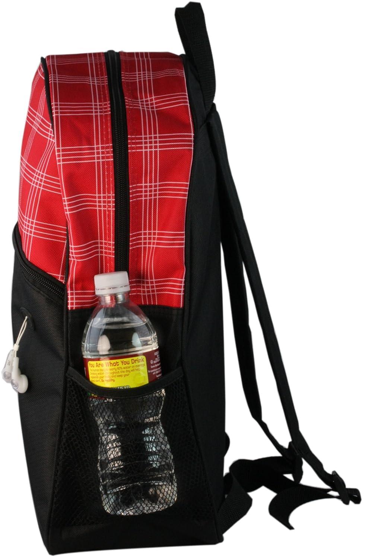 Designer Inspired Backpack with Headphone port