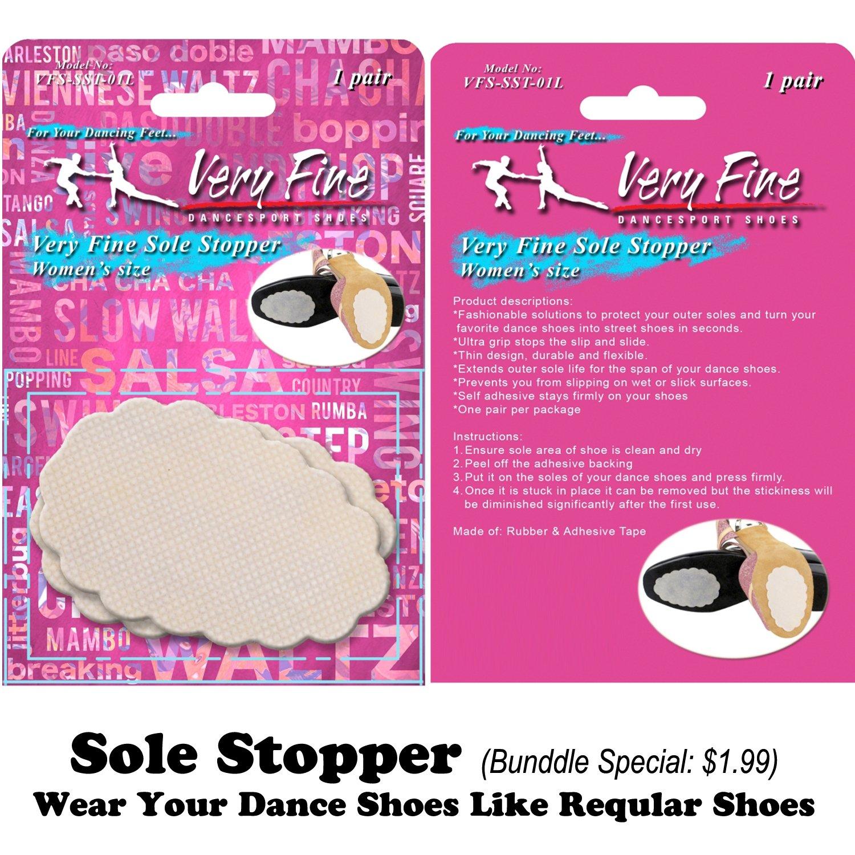 50 sombras de plata 50 Zapatillas de Zapatos baile: confort salón ...