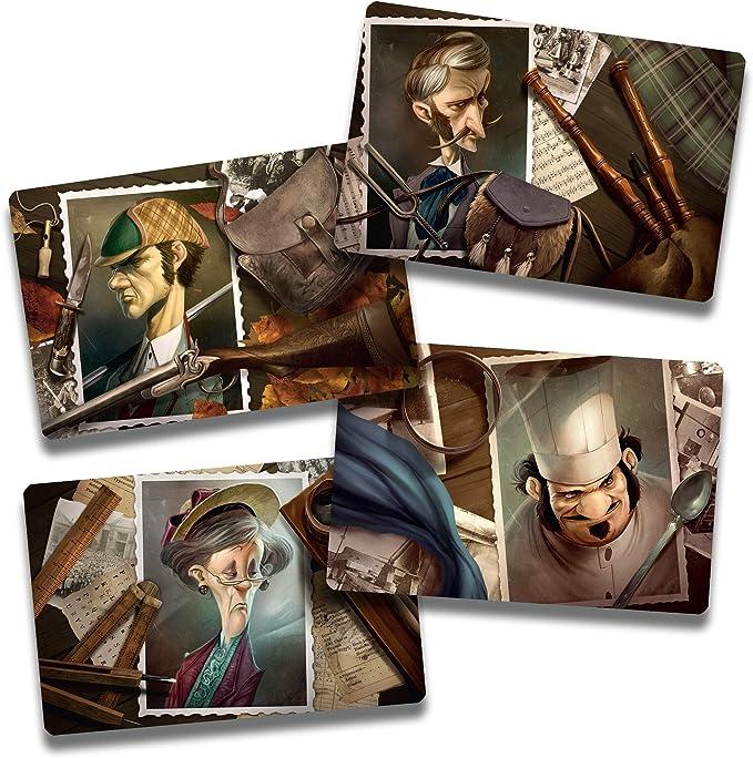 Mysterium MYST03 - Secrets and Lies - Juego de expansión: Amazon.es: Juguetes y juegos