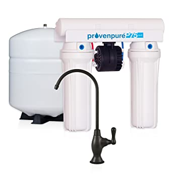 ProvenPure P75 High Efficiency Reverse Osmosis Water System, RO ...