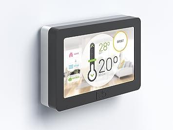 El Hub controlador de termostato inteligente con control de ...