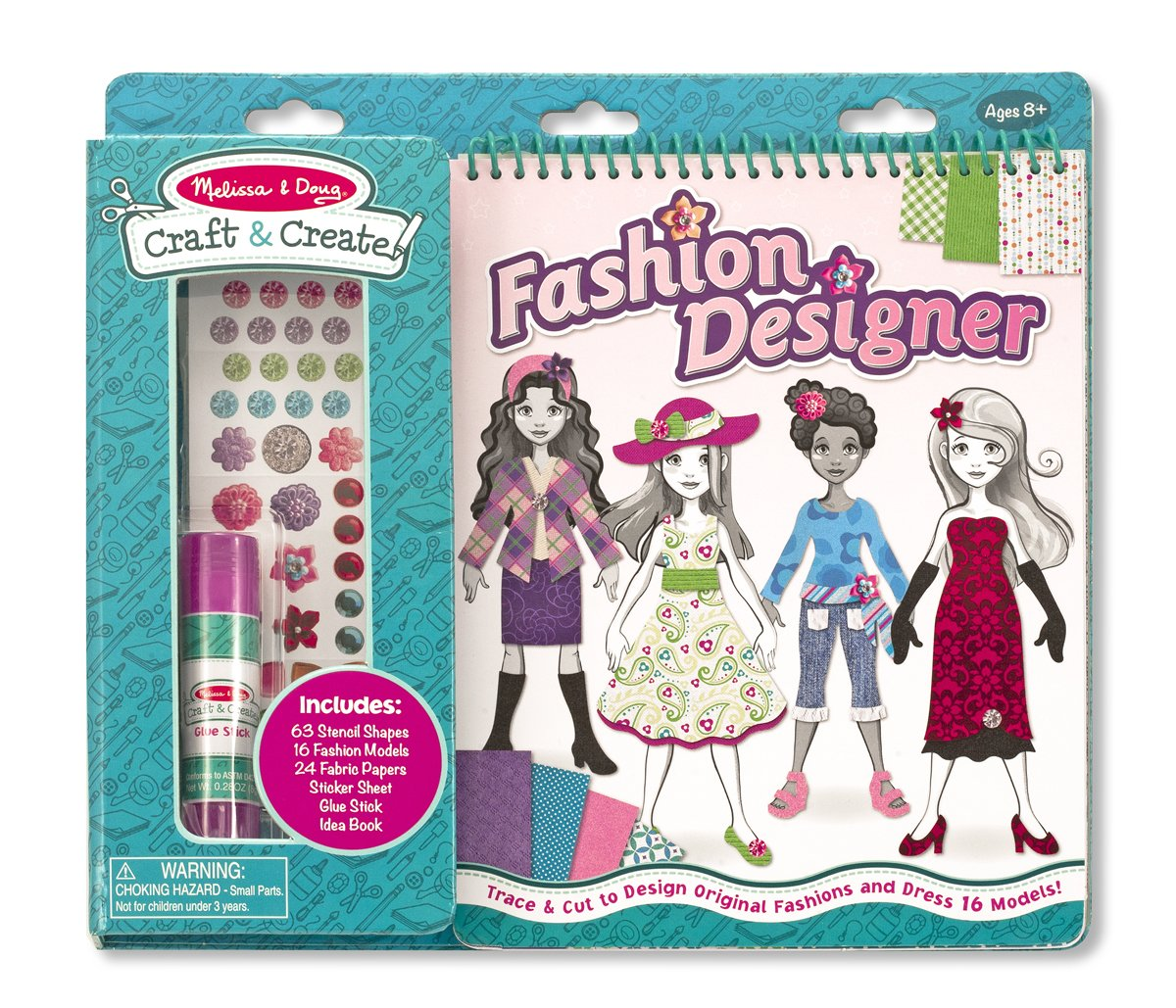 Melissa And Doug Fashion Design Studio Wwwtopsimagescom