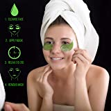 Under Eye Mask For Puffy Eyes With Aloe Vera, Under