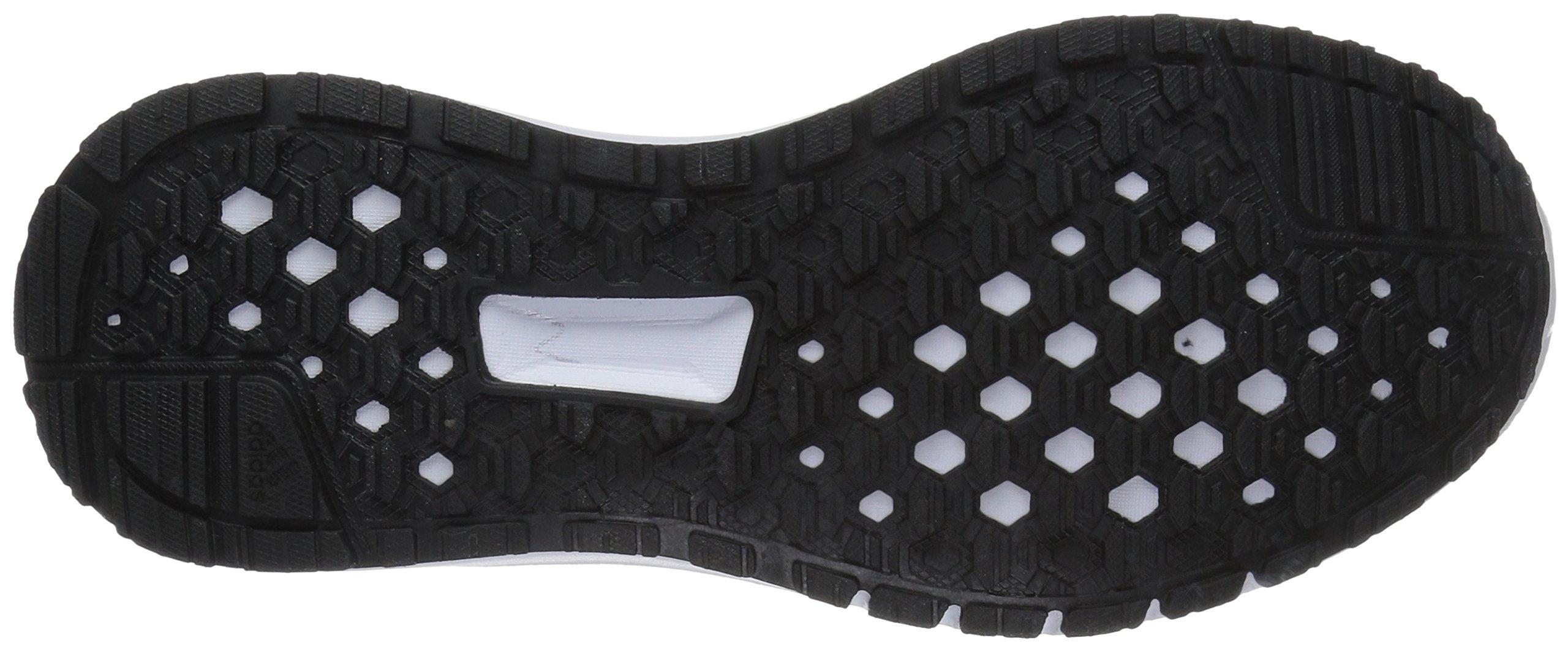 adidas  Men's Energy Cloud Wide m Running Shoe, BLACK/UTILITY BLACK/WHITE, 10.5 2E US by adidas (Image #3)