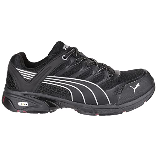 new arrival 60ad4 382c4 Puma Safety Fuse Motion Red Mens Safety Trainers  Amazon.co.uk  Shoes   Bags