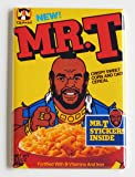 Mr. T Cereal Fridge Magnet