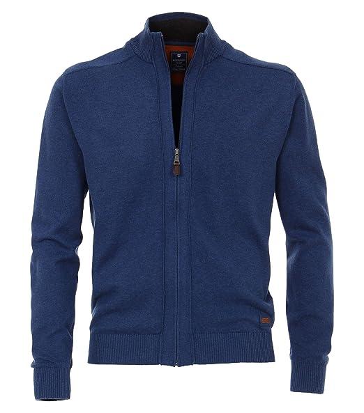 REDMOND Casual Herren Pullover 100% Baumwolle auch große