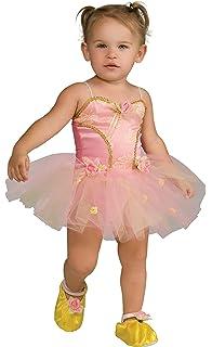 pink rose ballerina costume toddler costume - Ballet Halloween Costume
