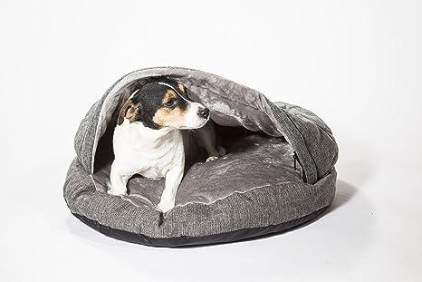 Cuello criaturas perro Cueva Cama, cama de perro, mediano 650 mm (25 cm