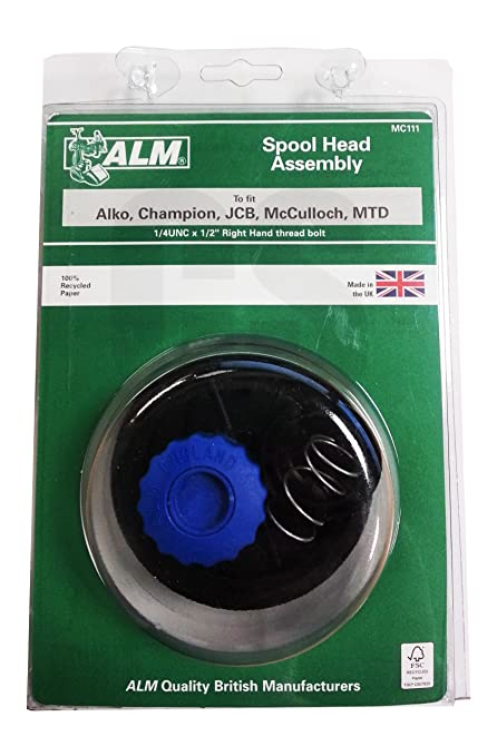 Amazon.com: ALM Spool Head Asamblea MC111 para Alko ...