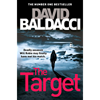 The Target: A Will Robie Novel 3