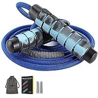 Springtouw, dragende touwtjespringen, snelle vetverbranding, snelle kogellagers Professioneel springtouw voor trainingen…