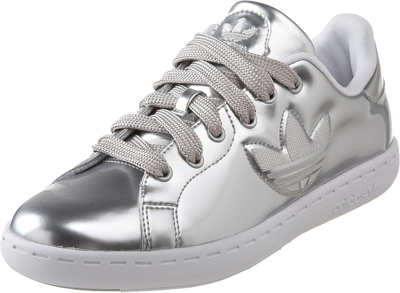 stan smith trefoil in footwear white
