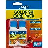 API Goldfish Care Pack Aquarium Water Conditioner 1.25-Ounce Bottle