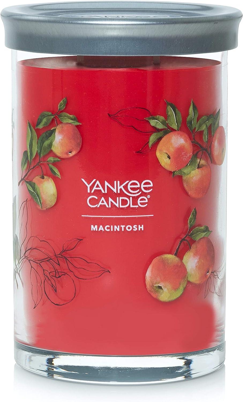 Yankee Candle Macintosh Signature Large Tumbler Candle