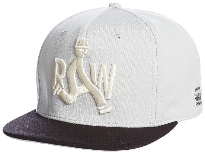 cb42ed8fd G-Star Raw Men's Dabster Snapback Cap In Wairdon Twill, Opela, One ...