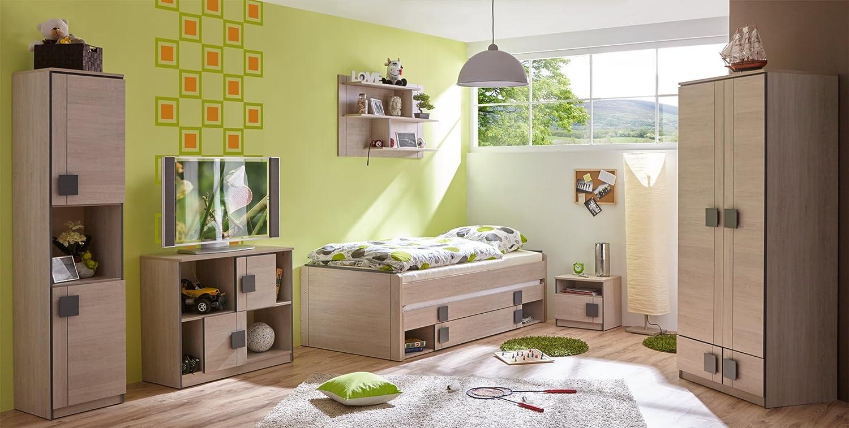 Fußboden Jugendzimmer ~ Ticaa jugendzimmer camo teilig grau amazon küche haushalt