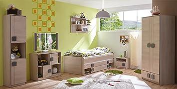 Ticaa Jugendzimmer Camo 6 Teilig Grau Amazonde Küche Haushalt