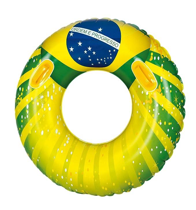 Happy People - Donut Hinchable: Amazon.es: Juguetes y juegos