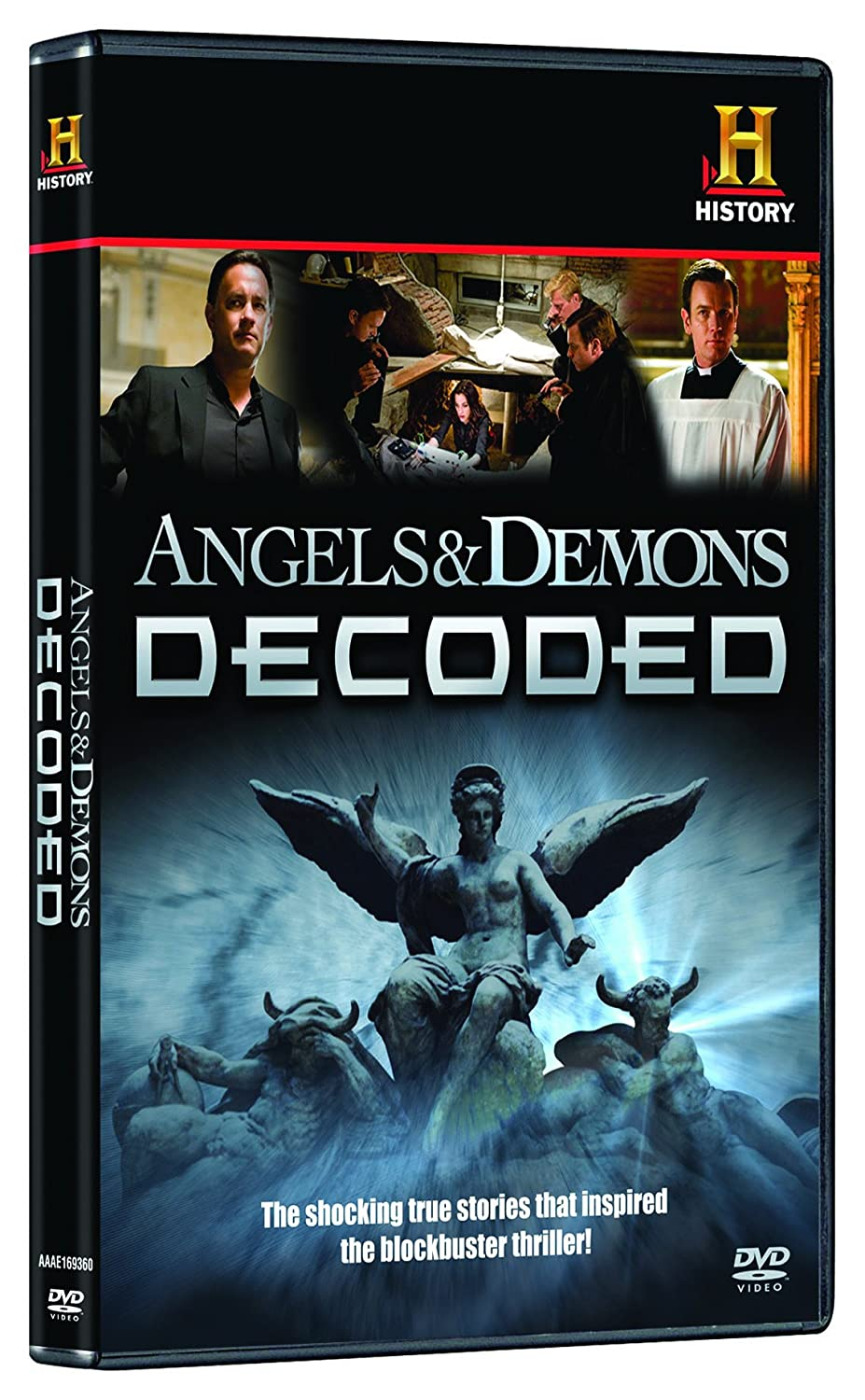 Angels and Demons Decoded Jonathan Adams eOne Films 5457072 Movie